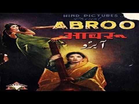 Aabroo (1943 ) Hindi Full Movie | Classic Hindi Movies