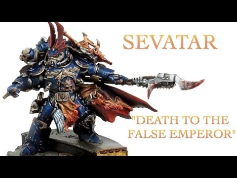 40 Facts & Lore on Sevatar of the Night Lords Warhammer 40k