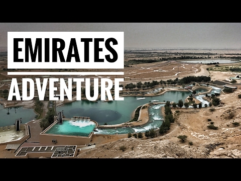 Emirates adventure ⎜VLOG 05