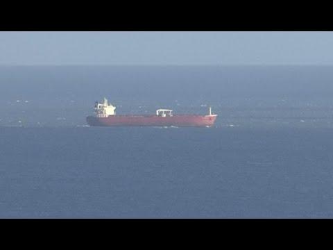 Blinde Passagiere auf Öltanker vor britischer Küste - Sieben Festnahmen