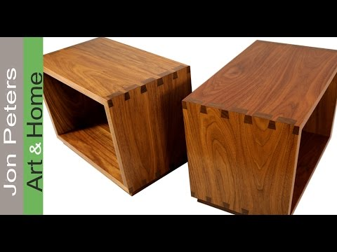 Black Walnut Tables