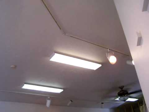 RadioRa system installed by William DeRoche Electrician Sharon Canton  MA
