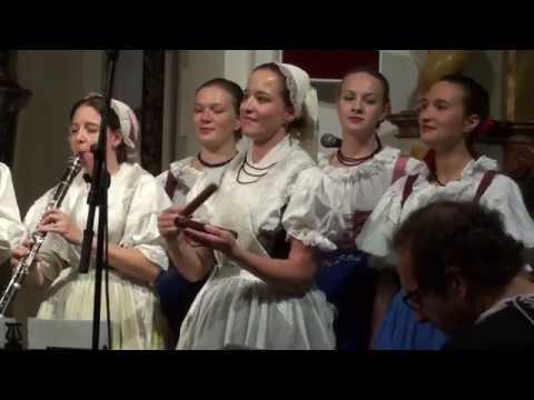 Folklorní soubor Gaudeamus VŠE / pátek 26. 6. v 21:30 / iFolklorní Strážnice 2020