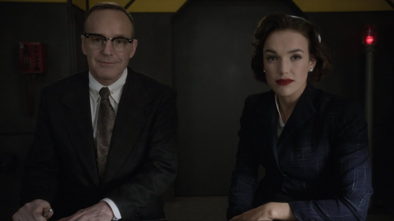Download Coulson and Simmons Go Chronicom Hunting - Marvel's Agents of S.H.I.E.L.D.