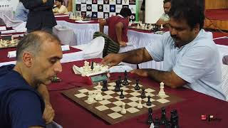 'Indian Tal' beats Georgia no. 3 with an incredible Queen Sacrifice