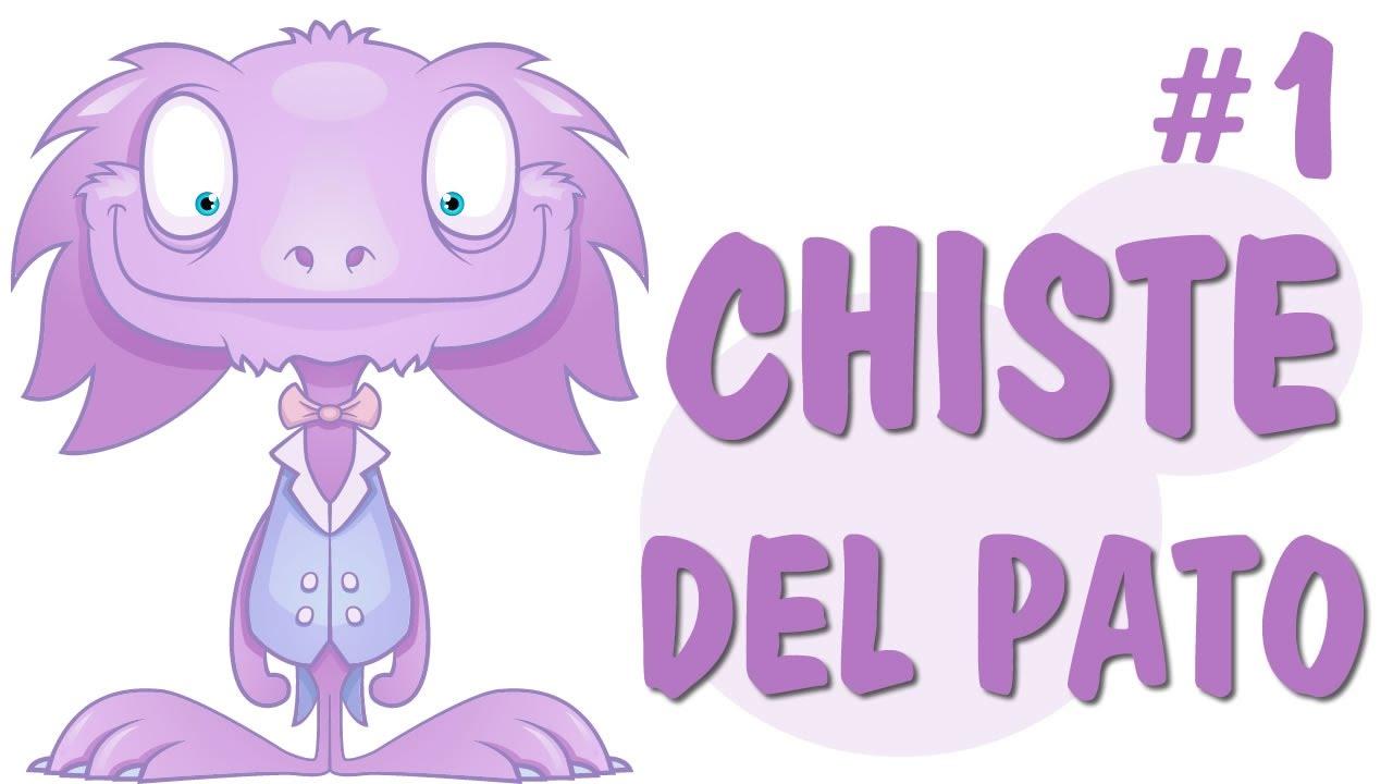 🐥 CHISTES #1 : El chiste del pato 🐥 CHISTES CORTOS PARA NIÑOS