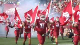 Washington State Football Pump Up 2013