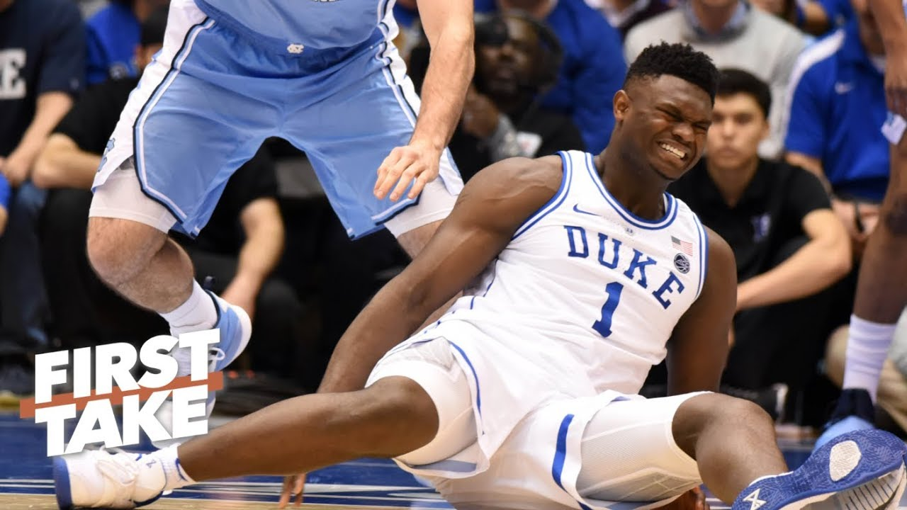 Zion's injury will motivate the NBA to reexamine the one-and-done rule – Max Kellerman   First Take