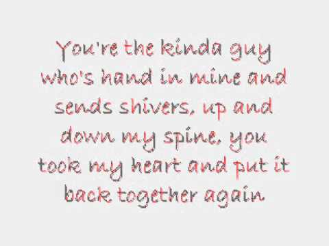 Lindsey Lohan -Ultimate you lyrics