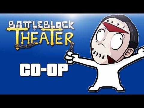 Battle Block Theater  Co-op Ep. 4 (We found a secret!)