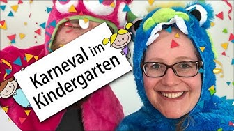Karneval im Kindergarten - 6 Ideen für die Faschingsparty | Betzold TV #Kindergarten