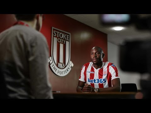 The First Word: Benik Afobe