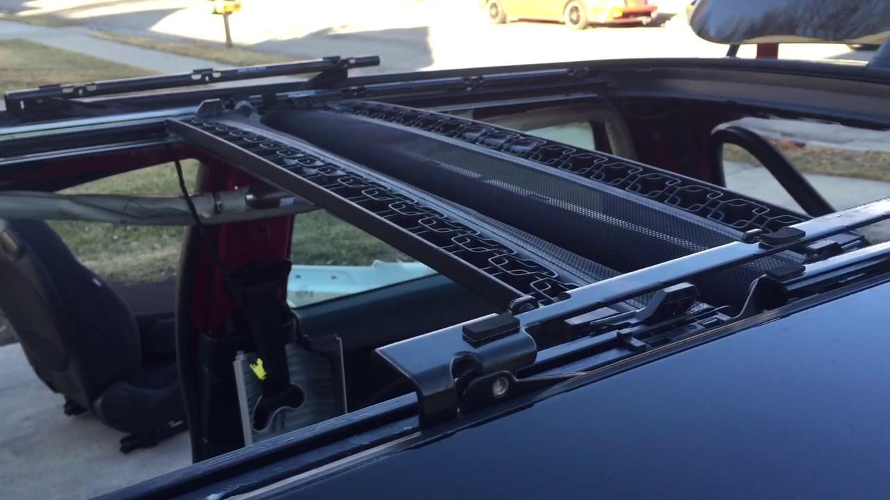 Wonderful WileyMotorsportsSP: 07 Mini Cooper (R56) Sunroof Repair