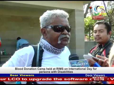 Impact News Manipuri 03 December 2016
