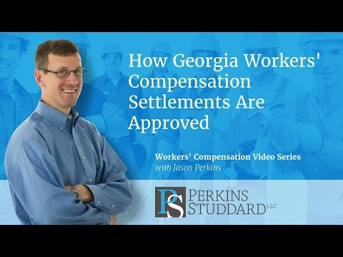 How Georgia Workers' Compensation Settlements Are Approved