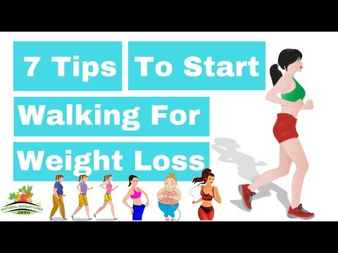 7 Walking Tips – Learn to shed weight More Proficiently