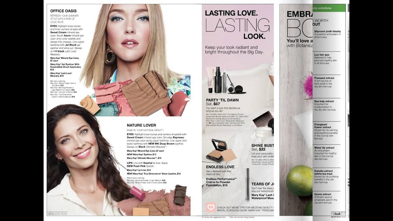 mary kay catalog 2015 usa