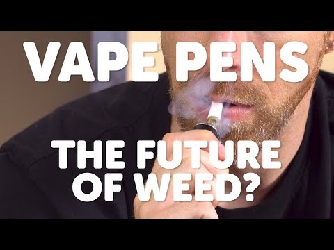 Are Weed Cartridges The Future Of Cannabis?