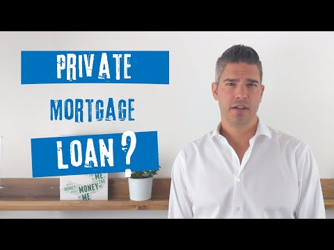 3-important-things-to-know-about-a-private-mortgage-loan