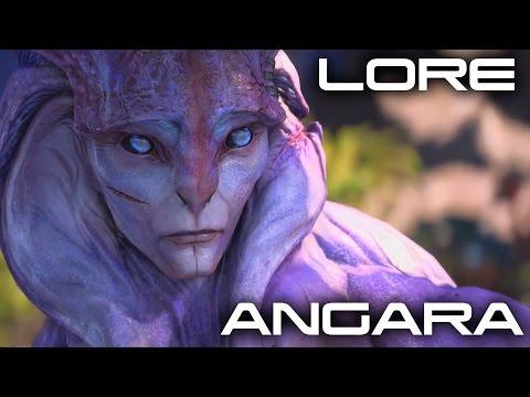 5 Angara Facts  - Angaran Lore - Mass Effect Andromeda