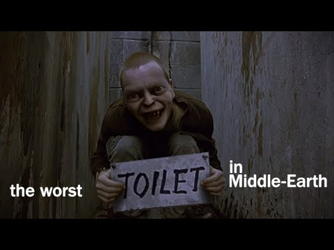 Worst Toilet In Middle-Earth [DeepFake]