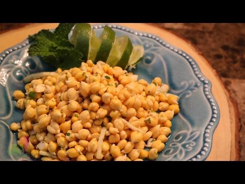 How to make Chickpea Salad || Lentils Salad || Tasty Salad Recipe || Chana Salad