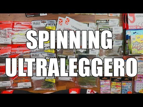 Spinning Ultraleggero: Il Light game per tutti! (o no?)