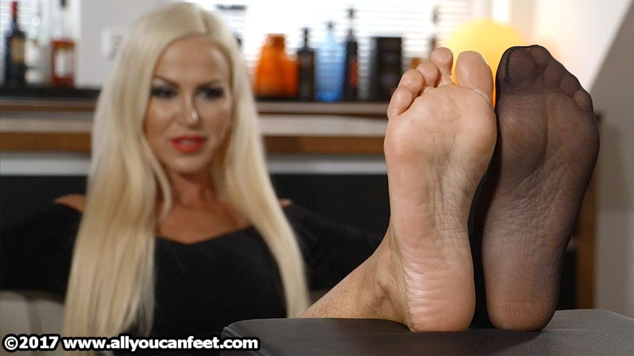 free foot porn