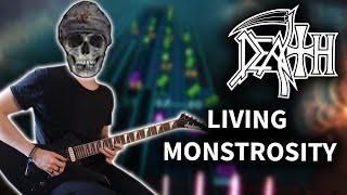 Death - Living Monstrosity (Rocksmith CDLC) Guitar Cover