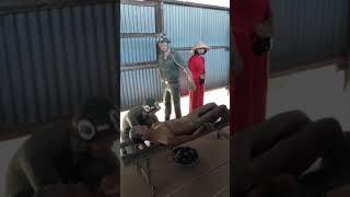 Tra tấn tàn nhẫn ở Nhà Tù Phú quốc