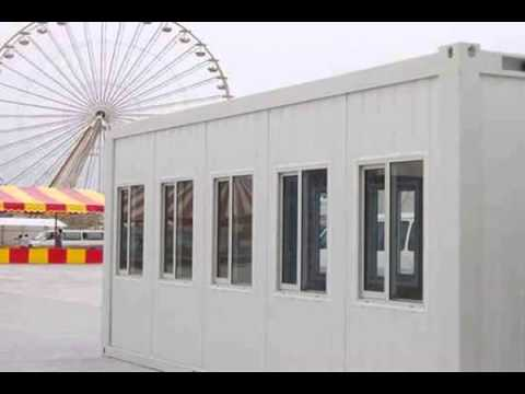 Beautiful luxury light steel villa/prefab shipping container house for sale
