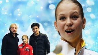 Трусова отказалась тренироваться с Розановым Предательство от Плющенко