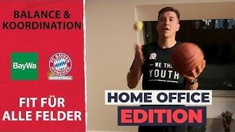 FCBB Tutorial - Folge 4: Balance & Koordination feat. Steffen Hamann