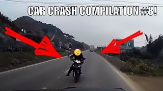 Russian Car Crash Compilation #8! Car Accident on Dashcam(DVR) on roads of Russia and USA!