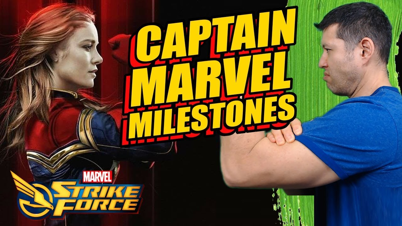 Which Milestones are Best? An in-Depth Review- Marvel Strike Force