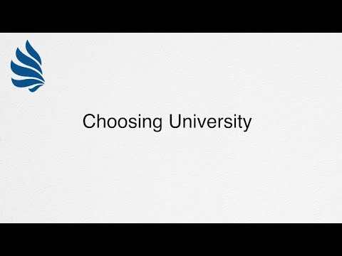 How to think when choosing University | Graduating the IB