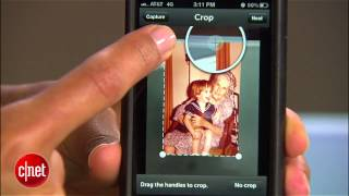 Scan and save old photos with your phone - CNET How to