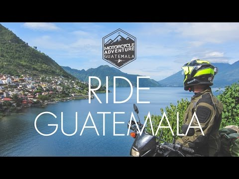 Motorcycle Adventure Tours in Guatemala - Fall 2016