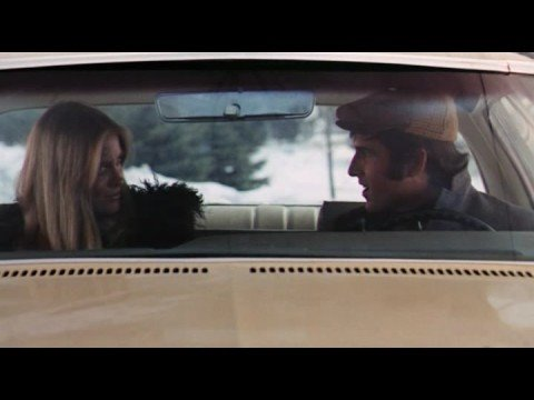 Charles Grodin in a Car