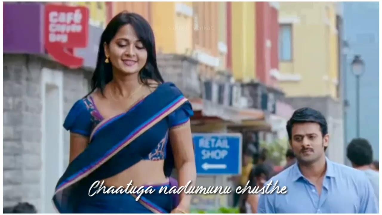 whatsapp status telugu || kattuka kallani chusthy song ...