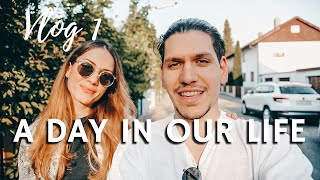 VLOG 1: A day in our life | Munich