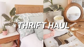 Thrifting Homeware Trends | Huge Charity Shop Home Haul
