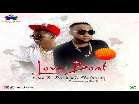 Kcee Feat  Diamond Platnumz   Love Boat (OFFICIAL)Audio
