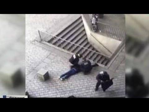 Спецоперация в Сен-Дени:
