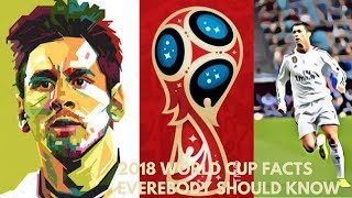2018 Fifa World cup Facts ( 10 Incredible facts you should know)