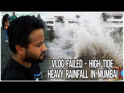 vlog-failed---trip-to-mumbai-//-heavy-rainfall-and-high-tide-in-mumbai-and-goa-2018