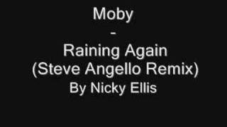 Moby - Raining Again (Steve Angello Remix)