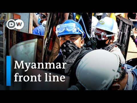 Protests in Myanmar follow violent nighttime police raids | DW News