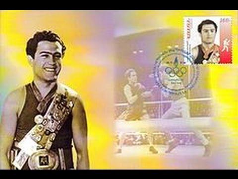Олимпийские чемпионы Армении -  Владимир Енгибарян, бокс