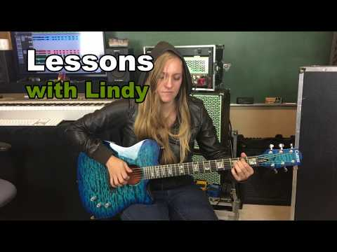 What About Us - Beginner Guitar Lesson - Lessons With Lindy
